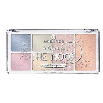 Essence Face and Eyes Palette Be Kissed By The Moon 03 of 8 gr (Makeup , Palets)