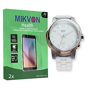 iFit Duo Cloud Screen Protector - Mikvon Health (Retail Package with accessories)