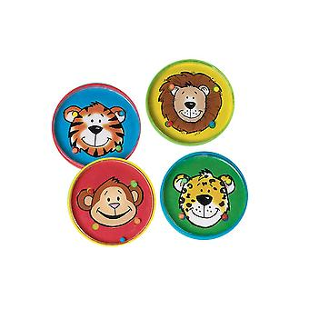 12 Animal Ball Puzzle Party Bag Fillers for Children