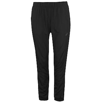 Asics Womens Woven Running Track Pants Performance Tracksuit Bottoms Trousers