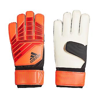 adidas Predator Top Training Goalkeeper Goalie Keeper Glove Red/Black