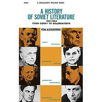 En historie av sovjetiske litteratur ved Alexandrova & Vera