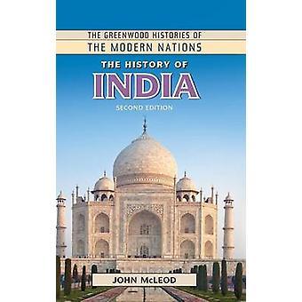 Historien om Indien af McLeod & John