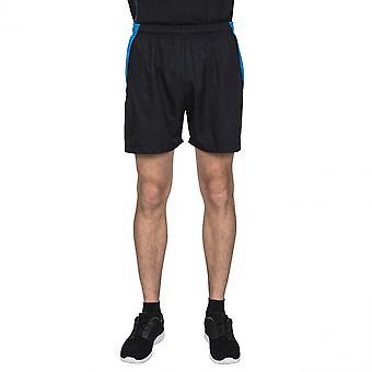 Overtreding Mens Shane snelle droge elastische Fitness Shorts
