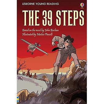 Dokonać rezerwacji 39 kroków przez Russell Punter - Matteo Pincelli - 9781409522294