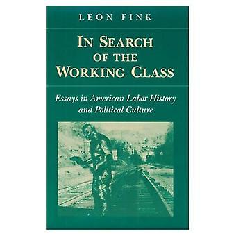 På leting etter arbeiderklassen: essays i amerikansk Labor historie og politisk kultur (arbeiderklassen i amerikansk historie)