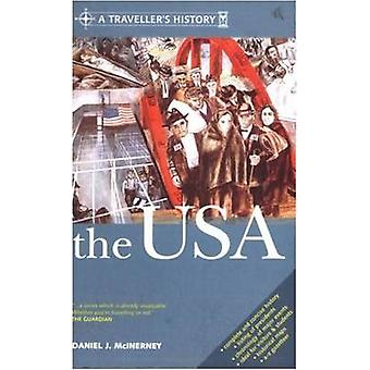 A Traveller's History of the U.S.A. by Dan McInerney - 9781566562836