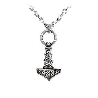 Hammer Amuleto Pendente di alchimia Thor