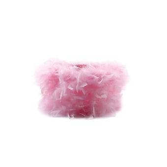 Diyas Arqus Feather Shade Pink 330mm X 200mm
