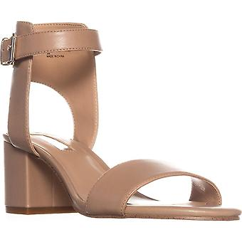 INC International Concepts Womens Hallena Open Toe Formal Ankle Strap Sandals