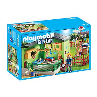 Playmobil 9276 byliv Purrfect ophold Cat boarding Playset