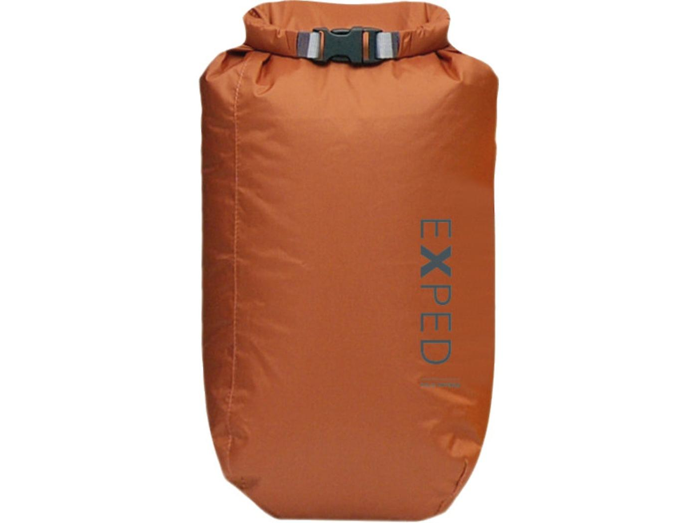 Exped Classic Fold Drybag Terracotta (8L)