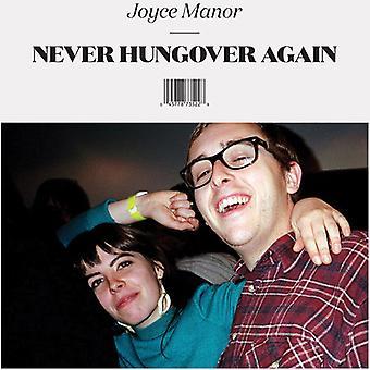 Joyce Manor - Never Hungover Again [CD] USA import