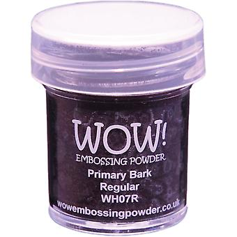Wow! Embossing Powder 15Ml Primary Bark Wow Wh07r
