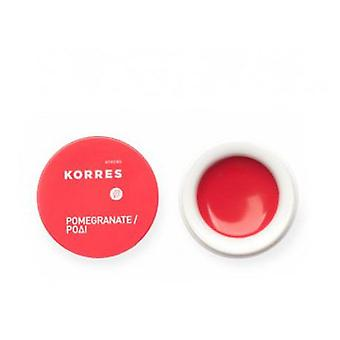 Korres Butter Lip Granada (Woman , Cosmetics , Skin Care , Eyes and lips)