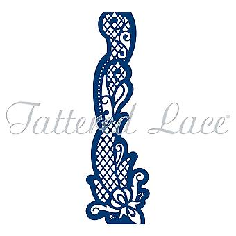 Tattered Lace Diamond Trellis bloei sterven