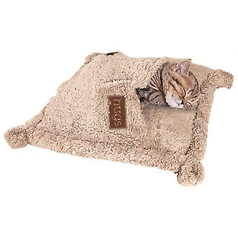HAPPY PET KATTENSLAAPZAK HUGS SNUGGLE 50 CM