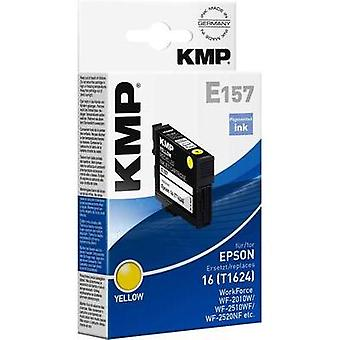 KMP Ink replaced Epson T1624 (16) Compatible Yellow 1621,4809