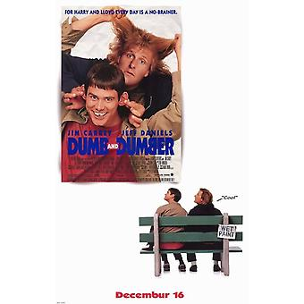 Dumb and Dumber Movie Poster (11 x 17)