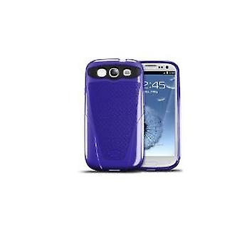 iSkin vibes cover for Samsung i9300 Galaxy S3 - (ultra violet) – purple