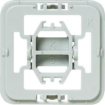 HomeMatic Adapter set 103096 Suitable for (switch brand) Kopp Flush mount