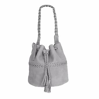 Unmesh Bags Indian Pouch Gray