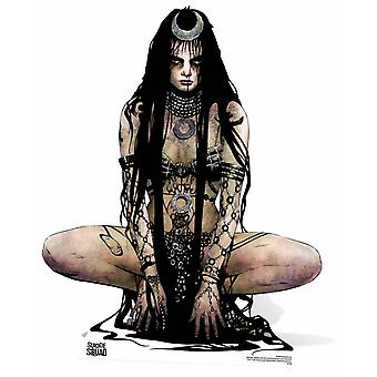 Enchantress Suicide Squad Comic Art Lifesize Cardboard Cutout / Standee / Stand Up