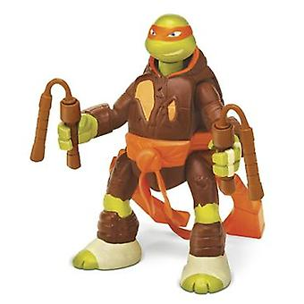 Giochi Preziosi Figures Ninja Turtles    Battle & Throw