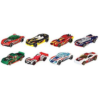 Hot Wheels Basics Uefa Cup Euro vehicles