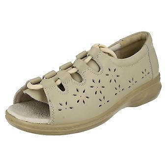 Ladies Padders Cut Out Detail Sandals Coast