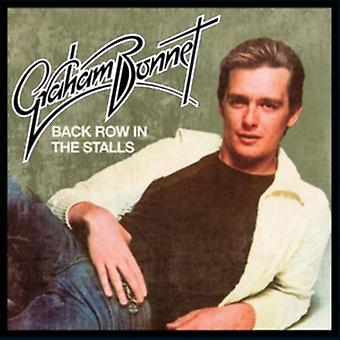 Back Row In The Stalls by Graham Bonnet