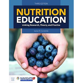 Nutrition Education (Paperback) by Contento Isobel R.