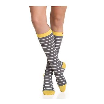 Vim & Vigr 20-30 MmHg Frauen stilvoll Compression Socks - Nylon