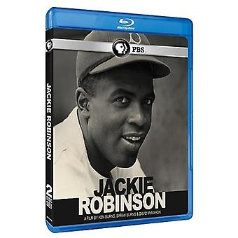 Ken Burns: Jackie Robinson [Blu-Ray] USA import