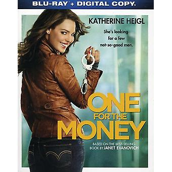 One for the Money [BLU-RAY] USA import