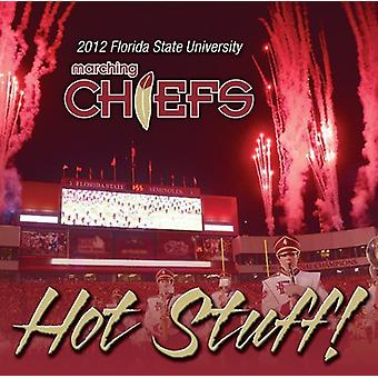 2012 Florida State University marcherende Chiefs - Hot Stuff! [CD] USA import