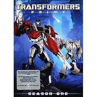 Transformers Prime: Temporada 1 importación de Estados Unidos [DVD]