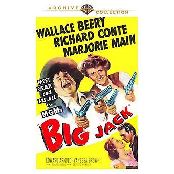 Gran Jack [DVD] los E.e.u.u. la importación