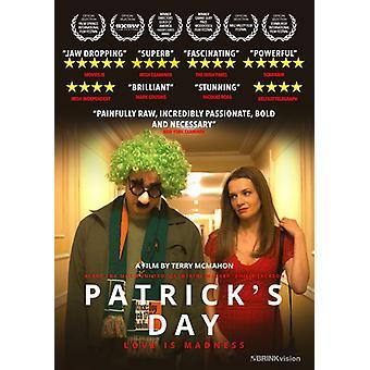 Patricks dag [DVD] USA importerer