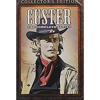Custer: The Complete Series [DVD] USA import