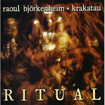 Bjorkenheim/Krakatau - Ritual [CD] USA import