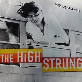 Høj Strung - disse er gode tider [CD] USA importerer
