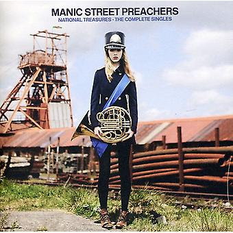 Manic Street Preachers - nationale Schätze: Die komplette Singles [CD] USA import