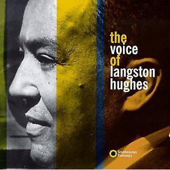 Langston Hughes - läser hans egna verk [CD] USA import