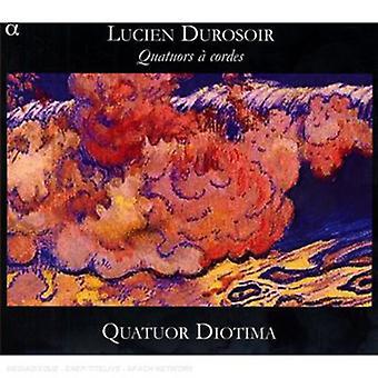 Lucien Durosoir - Lucien Durosoir: Quatuors Cordes [CD] USA import