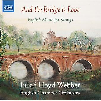Elgar / English Chamber Orchestra / Webber - & Bridge Is Love [CD] USA import