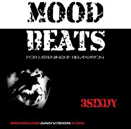 3Sixdy - Mood Beats: For Listening & Relaxation [CD] USA import