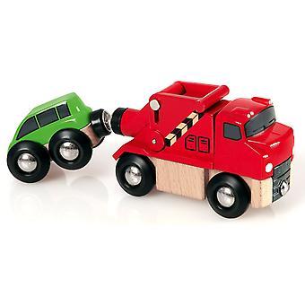 BRIO レッカー車