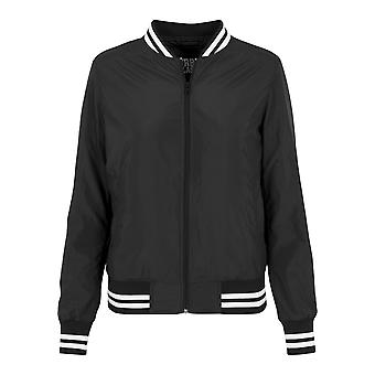 Urban classics ladies nylon College jacket