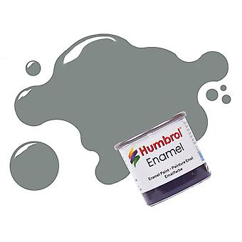 Humbrol Enamel Paint 14ML No 126 US Med Grey - Satin